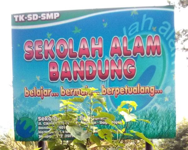Sekolah Alam Bandung