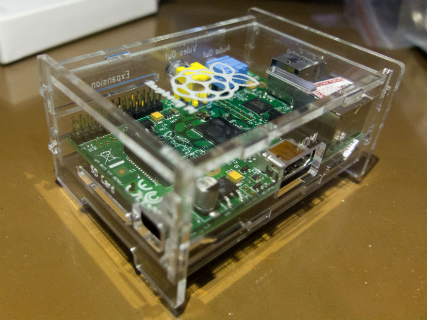Pi In A Box